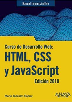 Curso de Desarrollo Web HTML, CSS y JavaScript