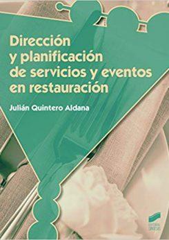 direccion y planificacion de servivios y eventos en restauracion